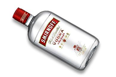 Горілка Smirnoff Red